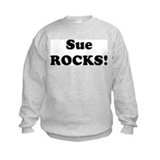 Sue Rocks! Sweatshirt