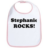 Stephanie Rocks! Bib