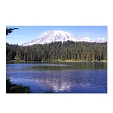 Mount Rainier postcards (package of 8)