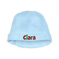 Ciara Christmas baby hat