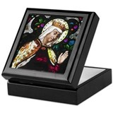 St Elizabeth Keepsake Box
