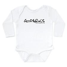 GoParks! Long Sleeve Infant Bodysuit