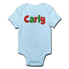 Carly Christmas Infant Bodysuit