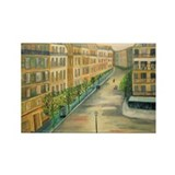 Montmartre Paris Rectangle Magnet (10 pack)