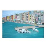 Mediterranean Harbor Postcards (Package of 8)