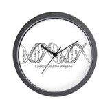 Funny Dna Wall Clock