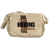 Cool Books Messenger Bag
