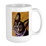 Boston Terrrier Coffee Mug