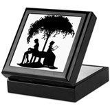 Jane Austen Lovers Keepsake Box