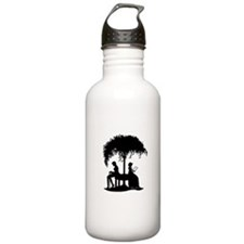 Jane Austen Lovers Water Bottle