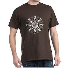 Paleo Power Wheel T-Shirt