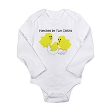 Two Chicks Infant Creeper Body Suit