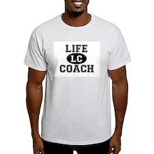 Life Coach Ash Grey T-Shirt T-Shirt