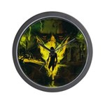 Lucifuge Wall Clock