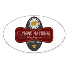 Olympic Natural Marquis Decal