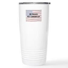 Be Proud - Buy American Ceramic Travel Mug