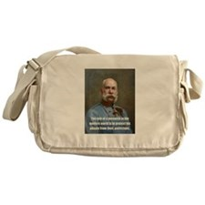 Franz Josef I Messenger Bag