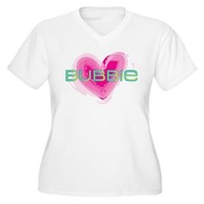 bubbieplainhi Plus Size T-Shirt