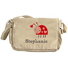 Ladybug (p) Messenger Bag