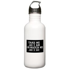 take me... Water Bottle