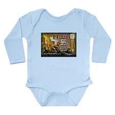 Jah Witness Reggae Long Sleeve Infant Bodysuit