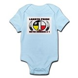 LAKOTA PRIDE - WE'RE NUMBER # 1 Onesie
