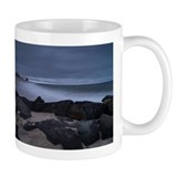 Overlooking the Atlantic Ocean Small Mug