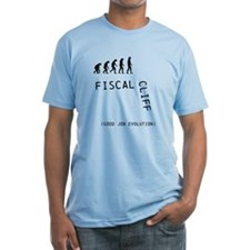 Fiscal Cliff (Good Job Evolution) Shirt