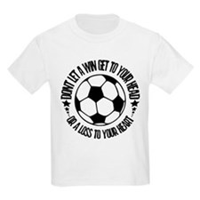 Soccer_AWin.psd T-Shirt