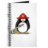 Fireman penguin Journal