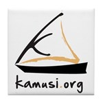 kamusi.org Tile Coaster