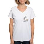 kamusi.org Women's V-Neck T-Shirt