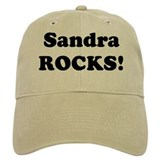 Sandra Rocks! Hat