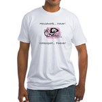 Volkssport Forever Fitted T-Shirt