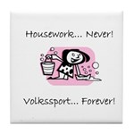 Volkssport Forever Tile Coaster