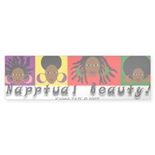 Napptual Beauty Bumper Bumper Bumper Sticker