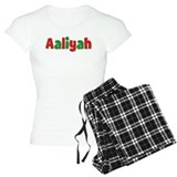 Aaliyah Christmas Pajamas