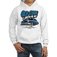 Old Cars Rule - Low Hoodie