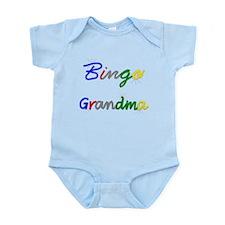 Bingo Grandma Infant Bodysuit