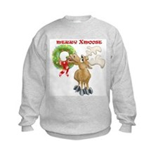 Merry Xmoose Sweatshirt