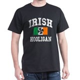 Irish Hooligan Distressed T-Shirt