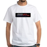 SSR Fanatic Logo-badge-flat T-Shirt
