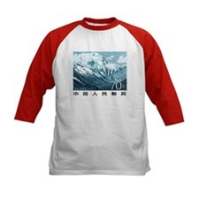 1983 China Mount Everest Postage Stamp Tee