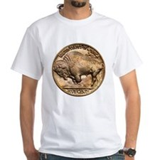 Nickel Buffalo-Indian Shirt