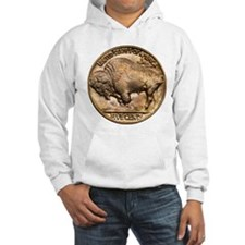 Nickel Buffalo-Indian Hoodie