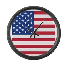 Unique America Large Wall Clock