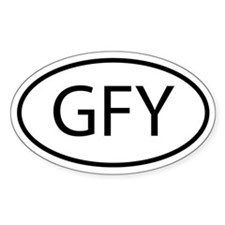 GFY Decal