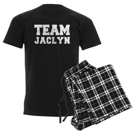 TEAM JACLYN Men's Dark Pajamas