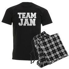 TEAM JAN Pajamas