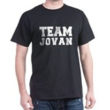 TEAM JOVAN T-Shirt